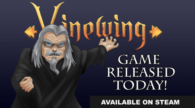 Game is released on STEAM!